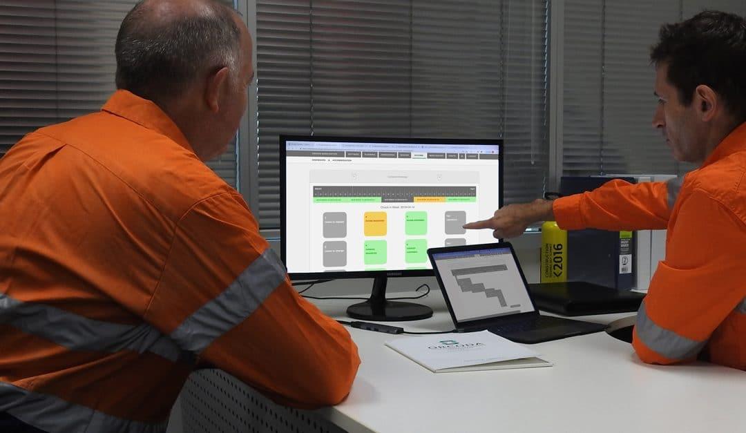 Workforce logistics digital transformation