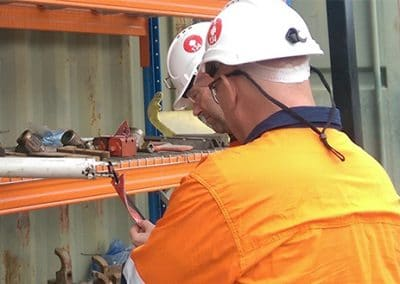 Maintenance parts and materials management